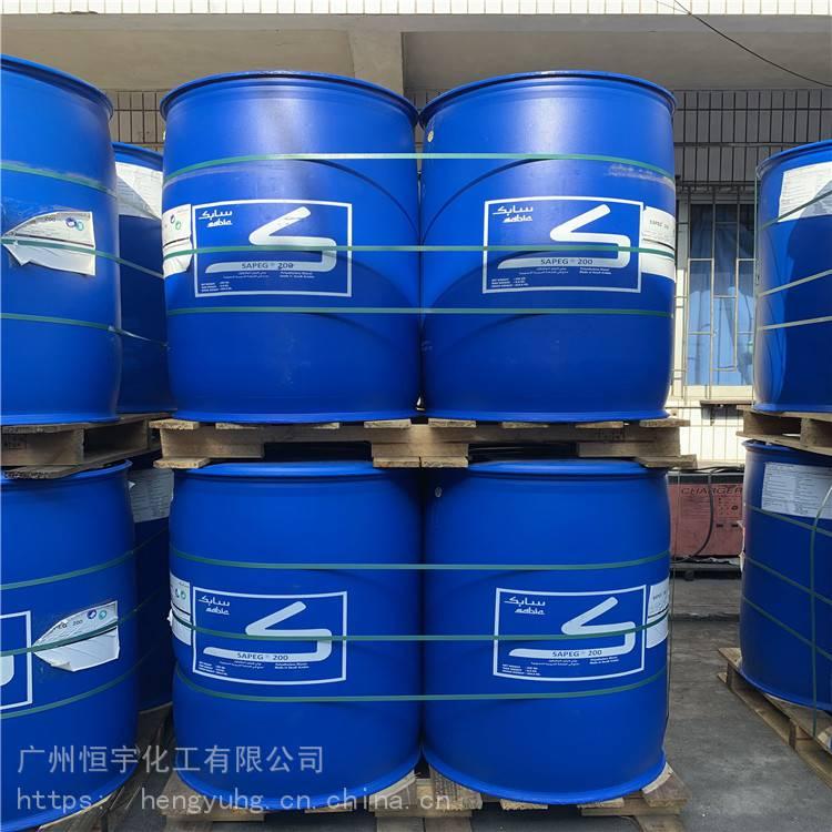 聚乙二醇PEG200的抗冻性能分子量200环保表面活性剂