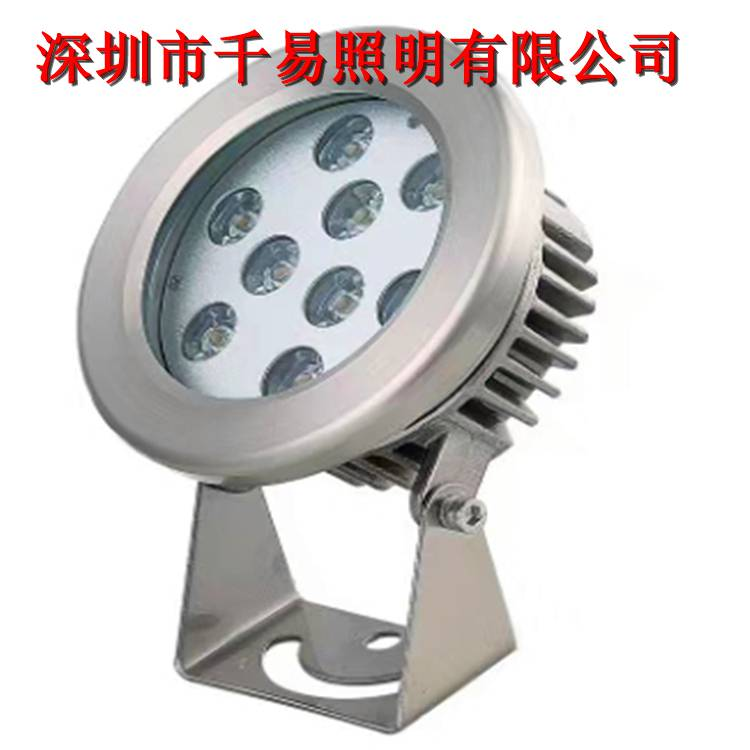 水池LED水下灯不锈钢水底灯喷泉景观厂家