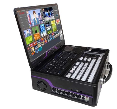 天狐威视TF-X12/900 导播一体机,高清直播导播便携一体机(图2)