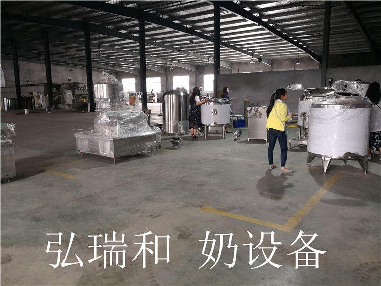 鲜奶生产线设备 -巴氏鲜奶生产线-鲜奶生产线设备