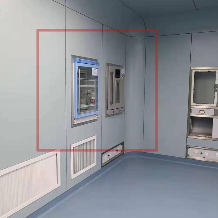 嵌入式手術室保冷柜150l高溫恒溫培養箱