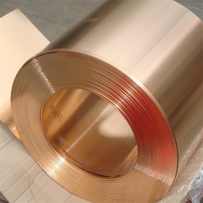 黄铜磷铜铍铜等铜板铜带铜棒