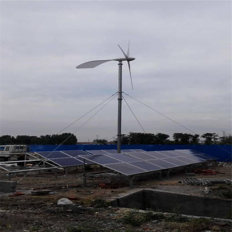 风力发电机的组装要求2000w