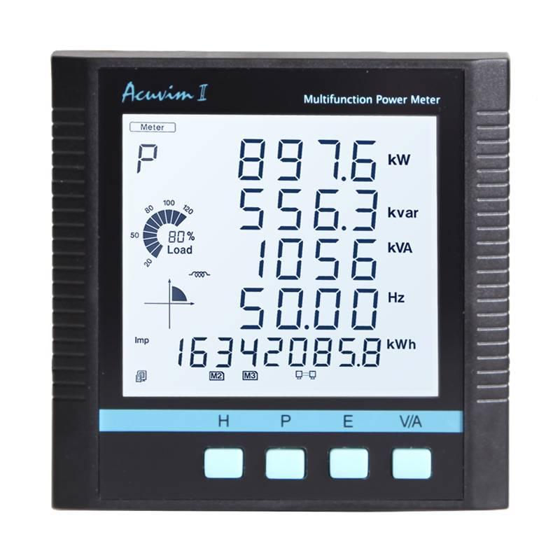 供应爱博精电Acuvim II 系列三相网络电力仪表,实时波形显示、录波功能