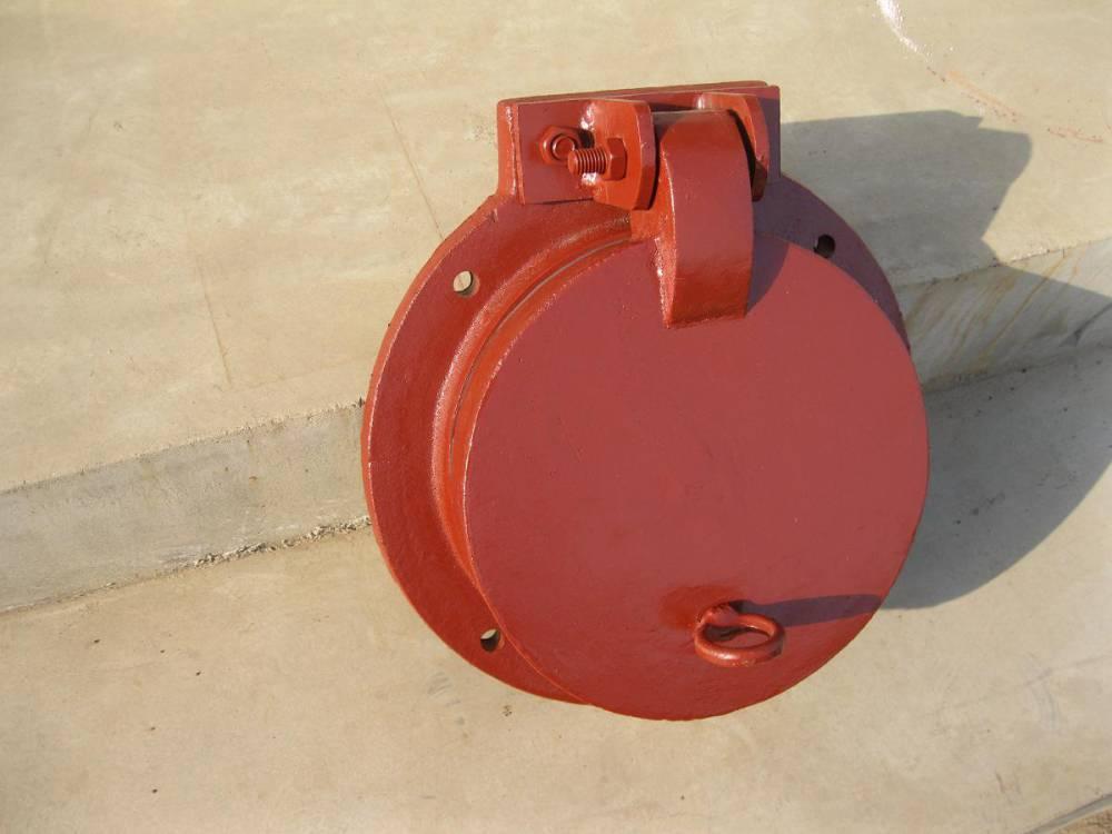 拍门厂家生产,500mm铸铁拍门 铸铁圆拍门质量优 欢迎来电咨询
