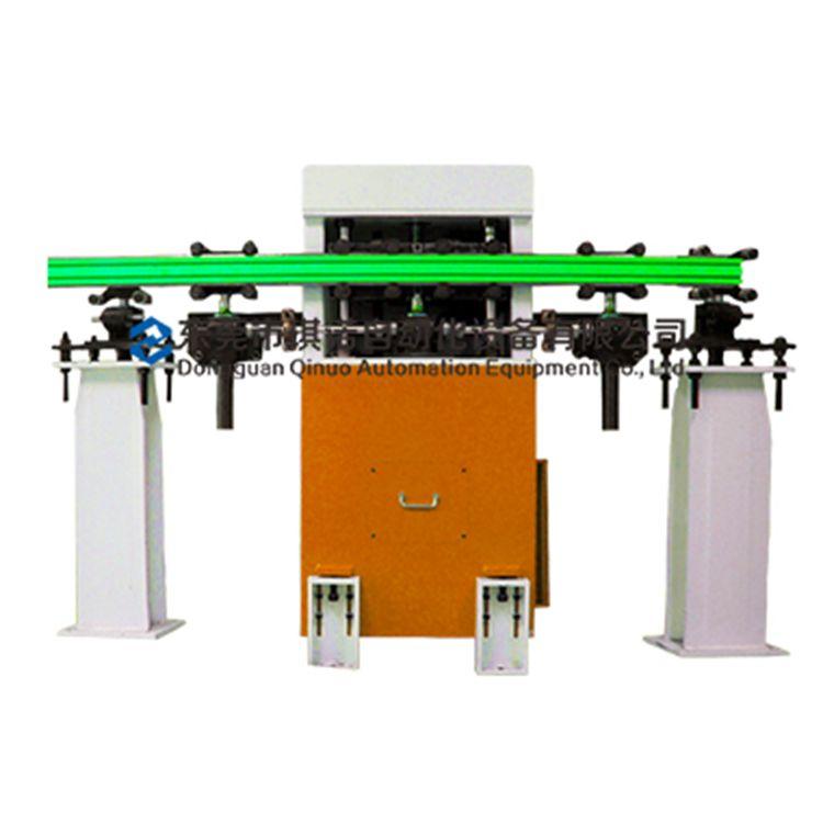 供应多台连线冲压机械手(外壳式)自动化设备