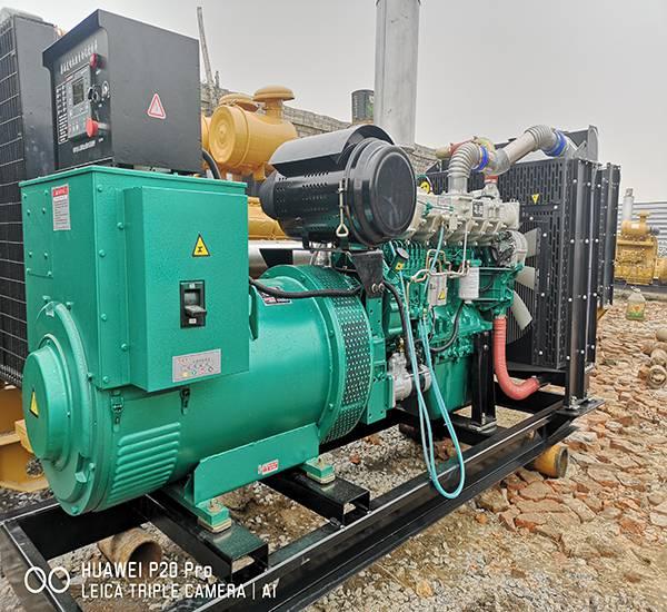 原装400KW二手发电机组处理玉柴九成新二手柴油发电机组销售