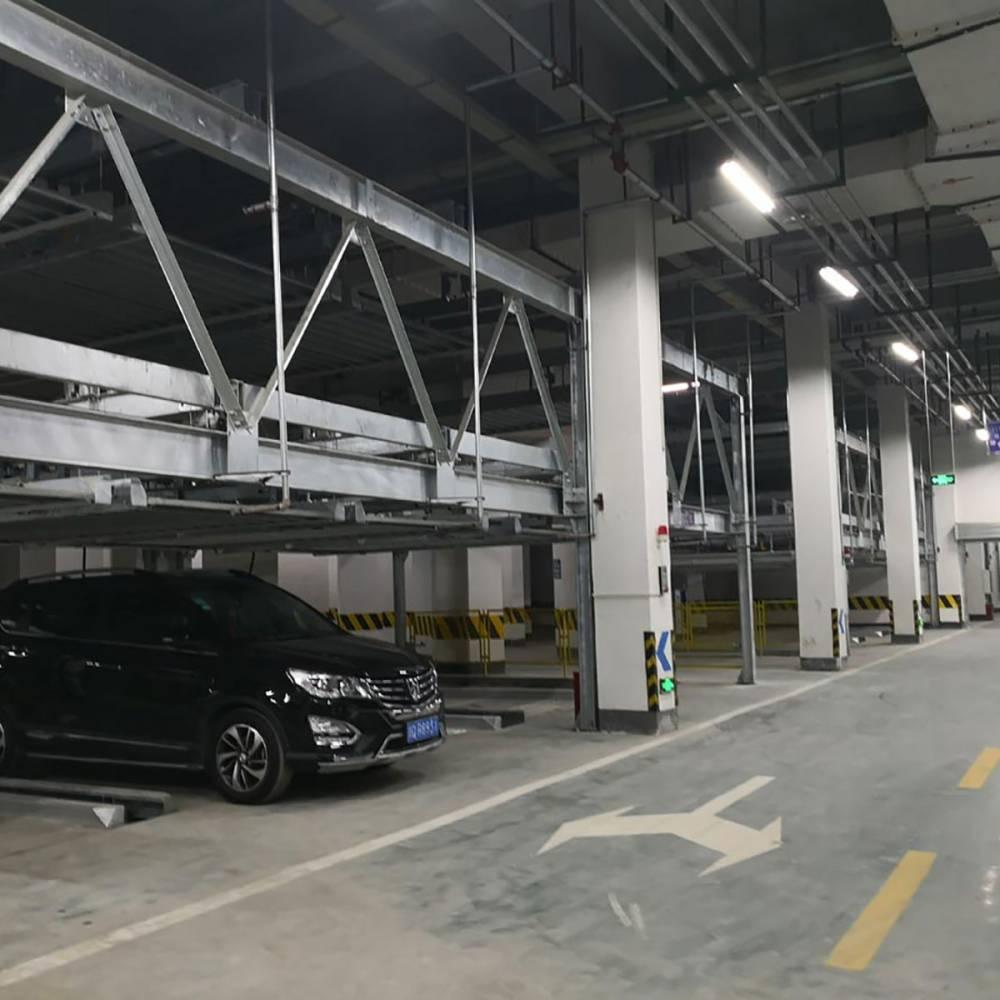昆明官渡區機械停車回購 昆明安寧全自動停車場 四川達川PPP