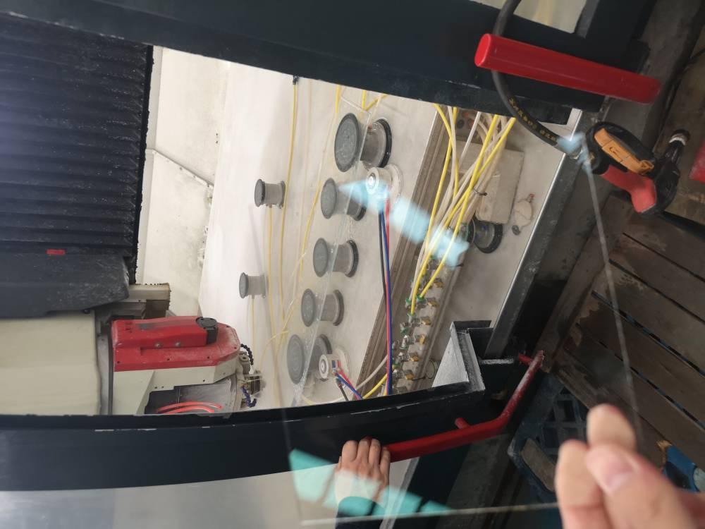 减反射玻璃 透光率98% 反射率1%