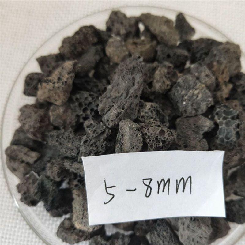 火山岩生物填料 BAF生物多孔滤料 生产厂家直销