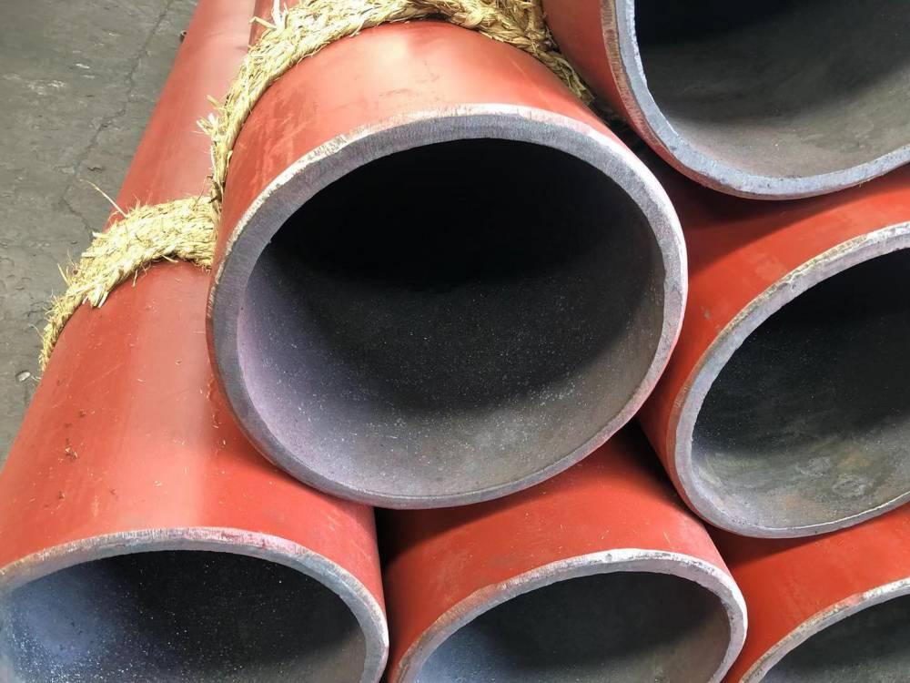 超耐磨金属陶瓷复合管生产厂家