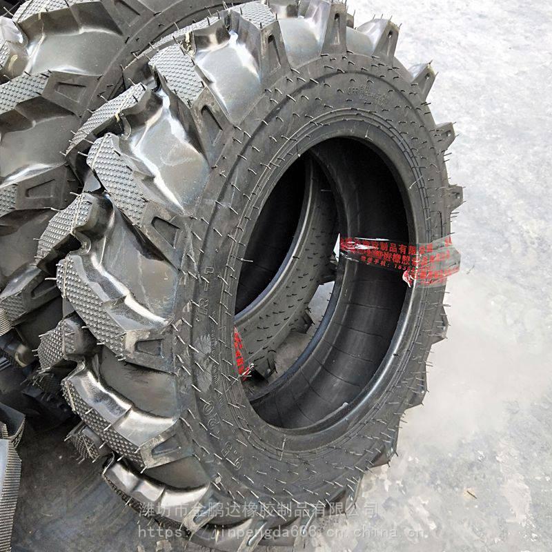 拖拉机旱田用9.5-20轮胎 抓地虎9.5-20农用轮胎 强抓地力