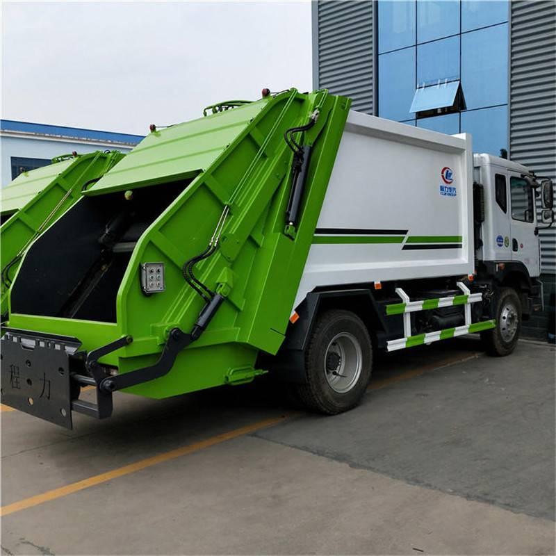 垃圾清运车售价 环保型垃圾车