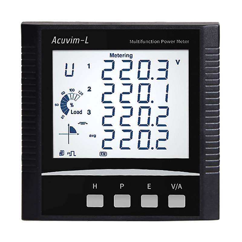 供应爱博精电Acuvim-L 系列三相多功能电力仪表