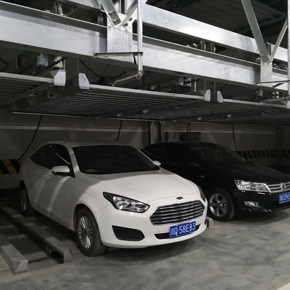 貴州羅甸縣機械停車收購 黔南羅甸機械式車庫 四川屏山立車車庫