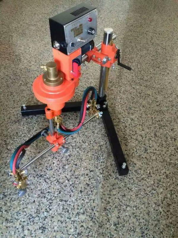 600型单头钢板割圆机/小型半自动切割圆机