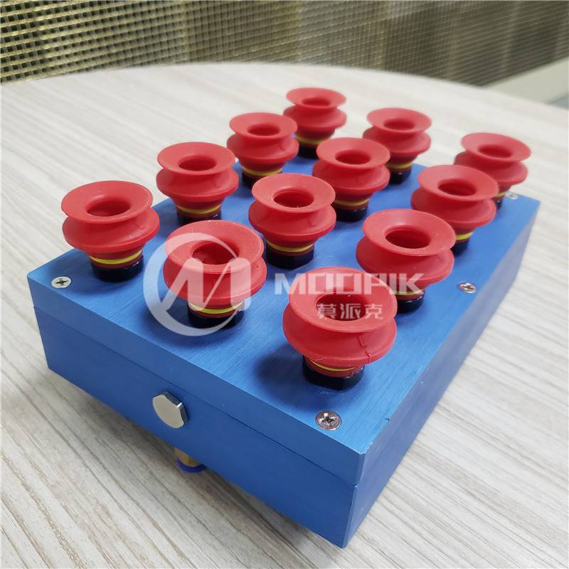 非标訂做真空吸具吸盤紙箱碼垛堆垛專用機器人吸盤