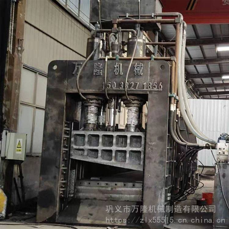 直销大型废钢龙门剪800吨废金属龙门剪重型剪切设备