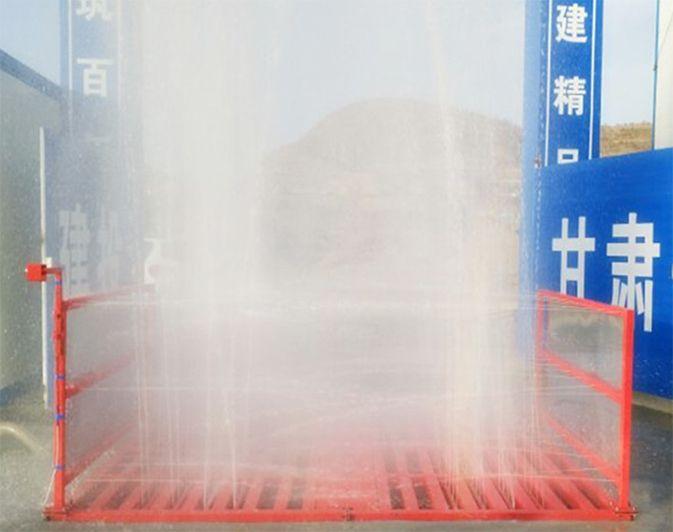廈門方凈環保工地洗輪機 效果杠杠時效明顯 廠家直銷可定制