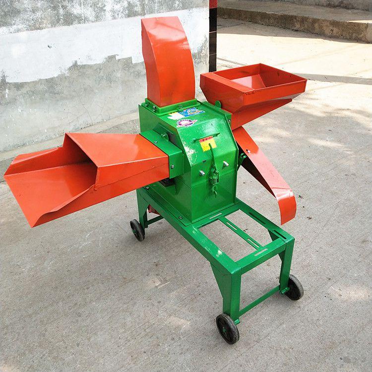 供应多功能干湿秸秆青草粉碎机 农作物秸秆铡草机