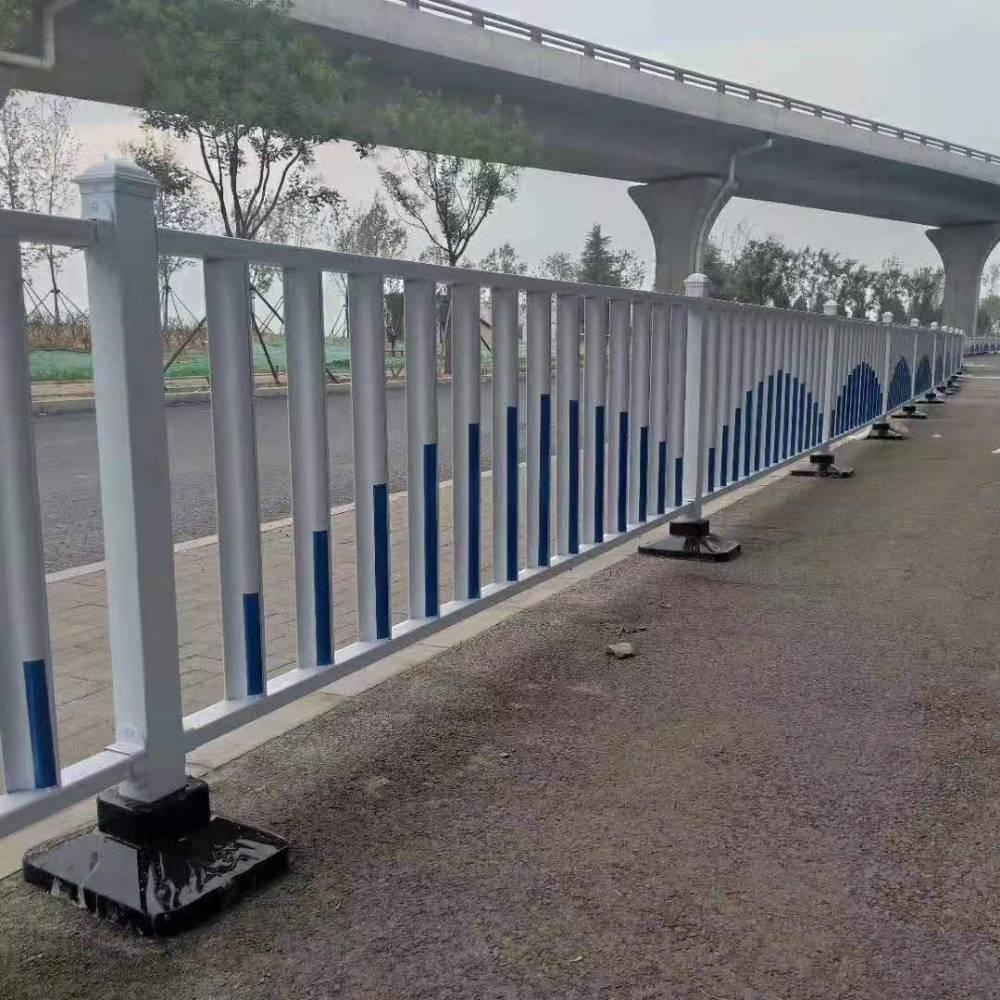 郑州道路交通护栏施工