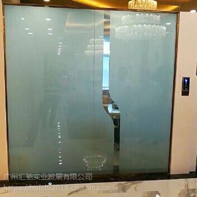 分区调光玻璃隔断 北京雾化玻璃