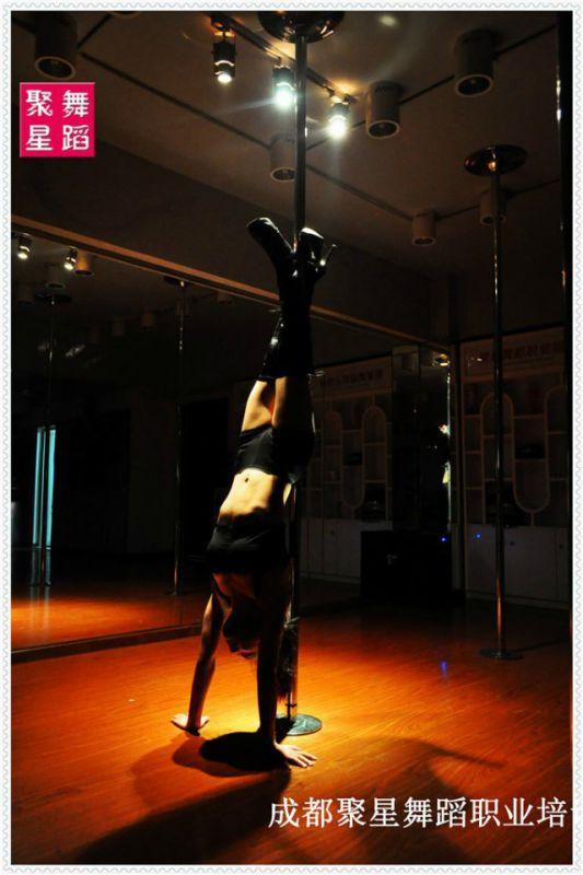 钢管舞培训机构学校-聚星
