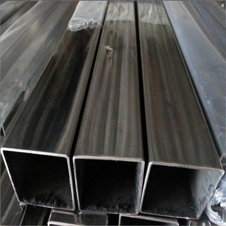304/316不锈钢方矩管大管厚管dn100不锈钢管厂家