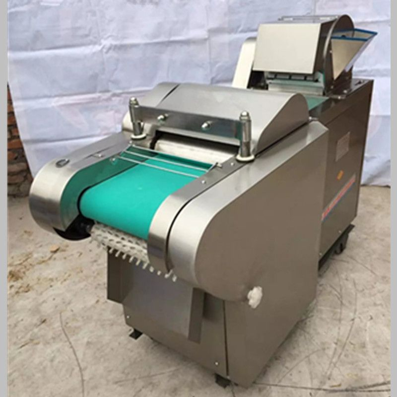 餐厅用多功能切菜机 电动耐用萝卜切片机 豆腐切块机厂家