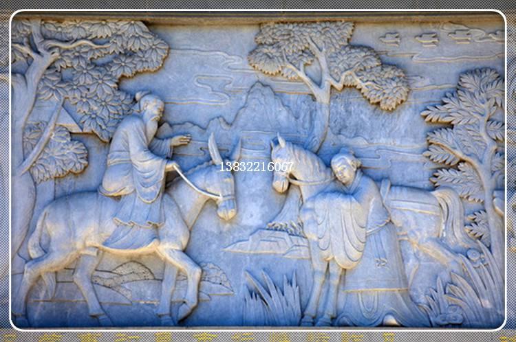 精品弟子规浮雕雕塑古代神话历史人物浮雕塑景观校园教育墙装饰墙挂