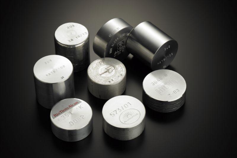 铝合金车轮材料A356标准物质