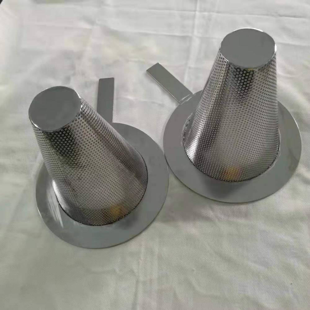 不锈钢笼型过滤器 开工用临时过滤器