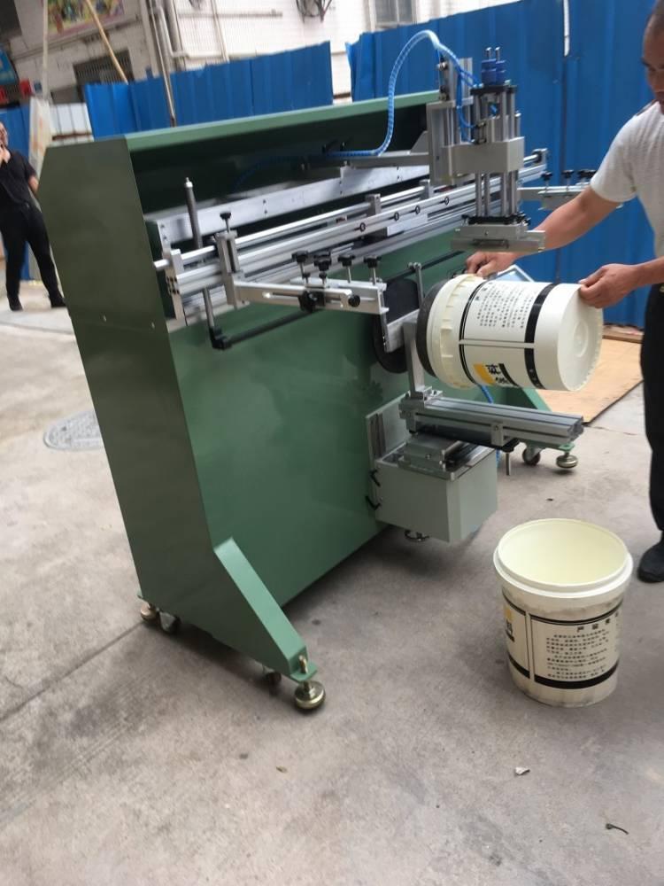 宜春锯片切割片锯条曲面丝印机厂家全自动丝印