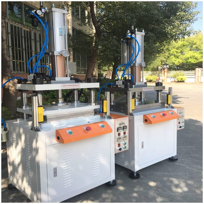方天FTA-105-10T四柱三板气液增压冷热压机