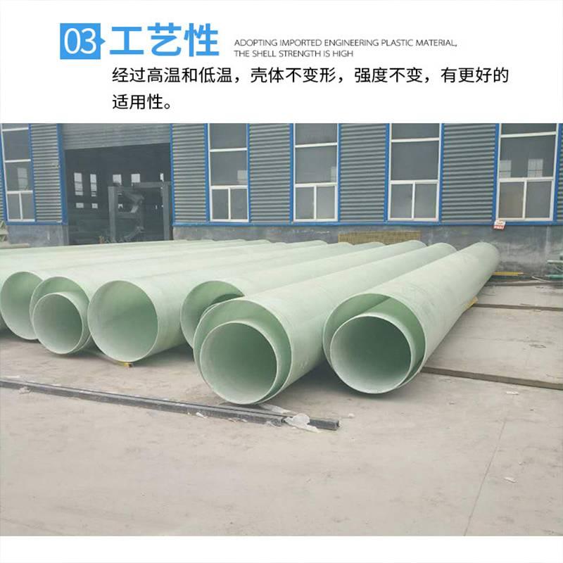 维修玻璃钢管道玻璃钢复合管价格