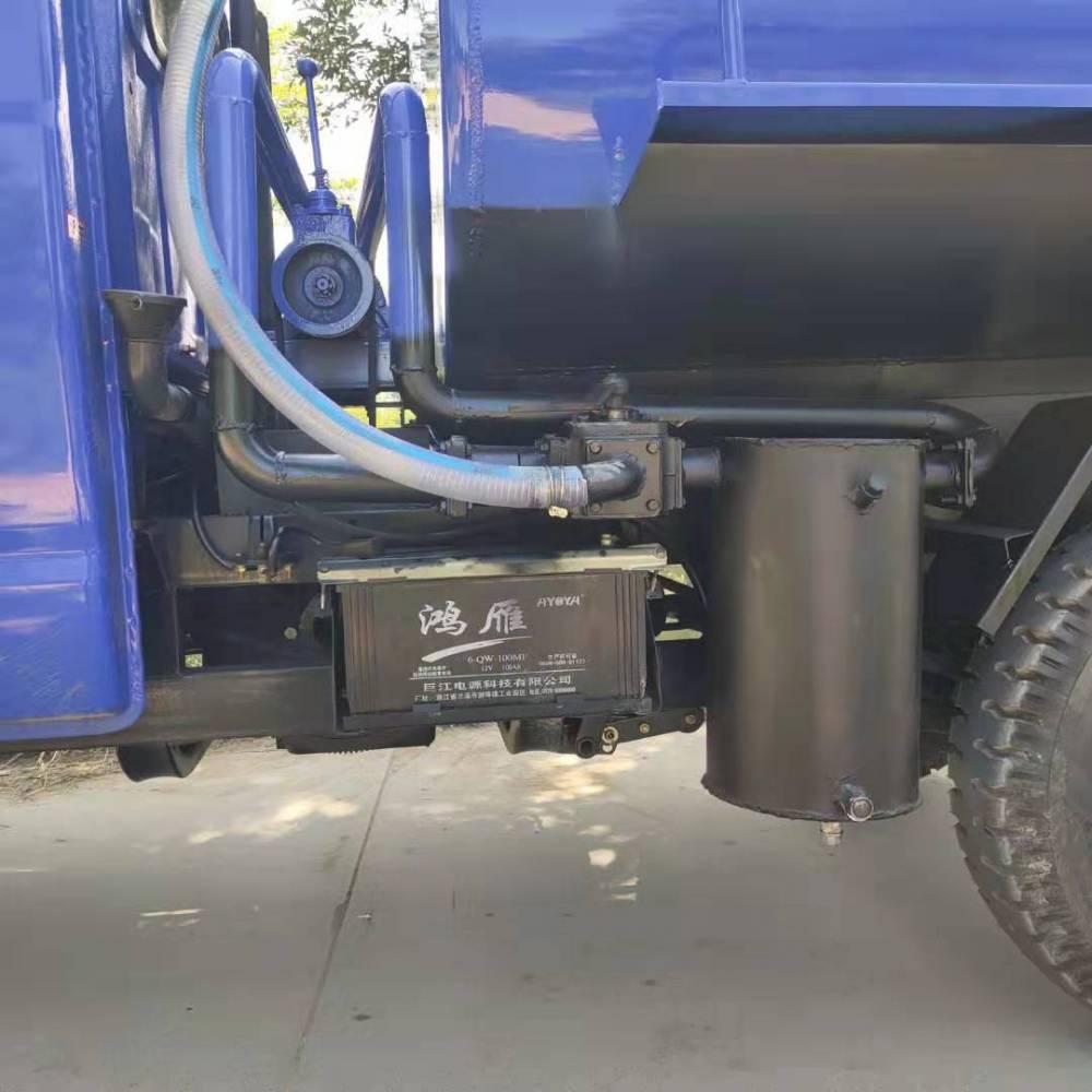 厂家出售小型吸粪车 原厂加工 祥运 新款环保三轮吸粪车 小型