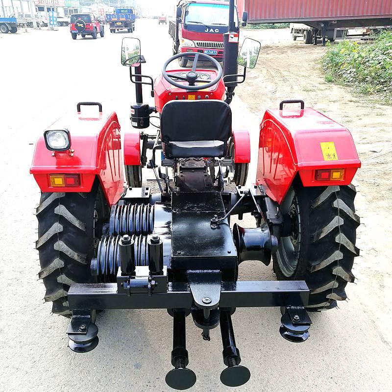 拖拉机绞磨 四轮绞磨机 机动绞磨 拖拉机改装绞磨 绞磨机