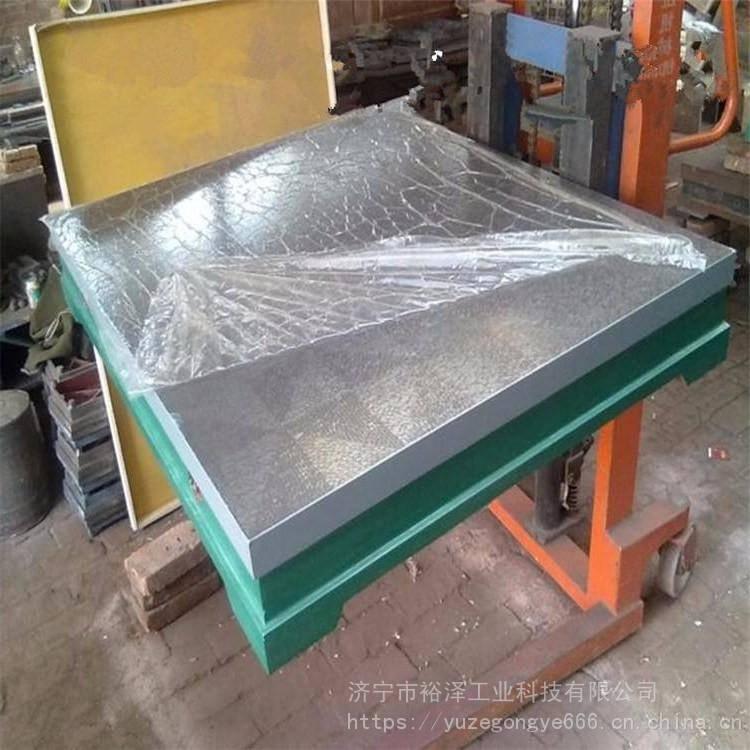 鑄鐵平臺廠家鉗工檢測用鑄鐵平臺