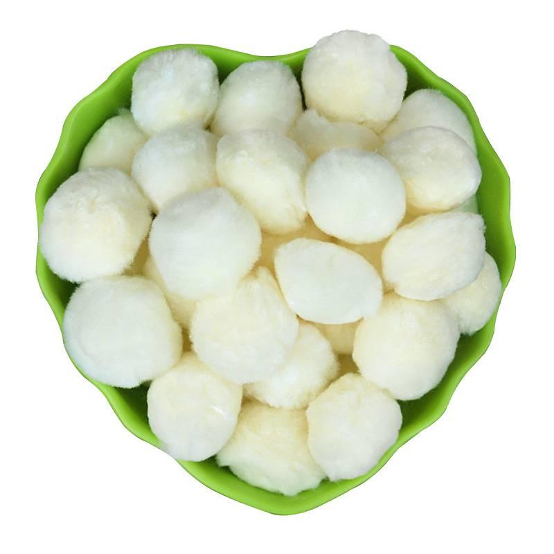 質輕耐用的纖維球改性纖維球活性強汙水處理去除懸浮物效果好油田專用