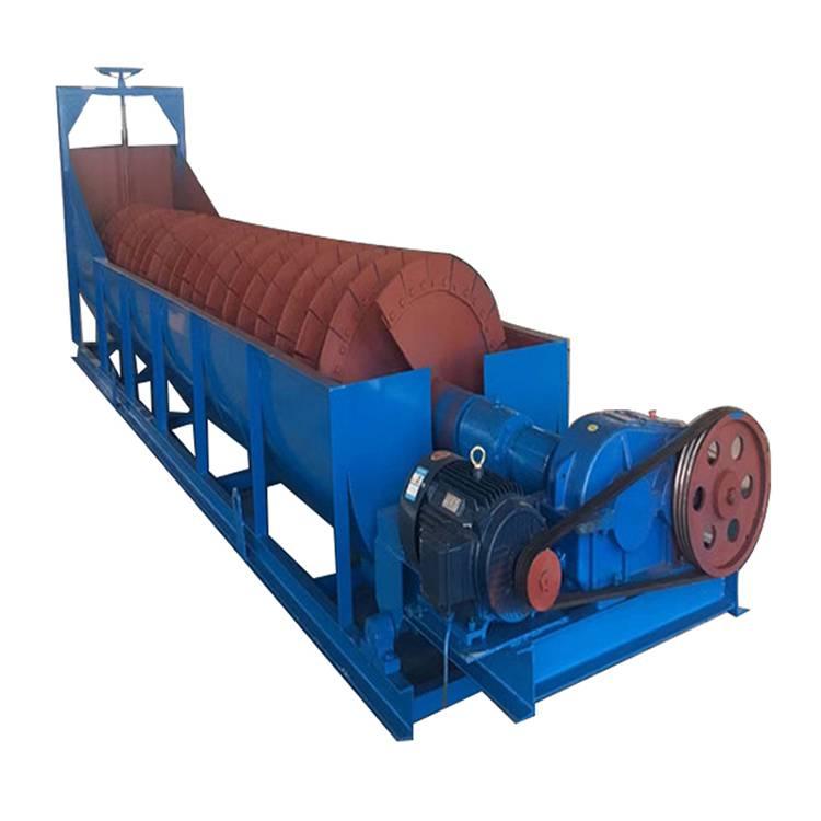 水洗砂设备 螺旋洗砂机分级机 大型洗矿洗砂机 洗山沙机 螺旋洗石机