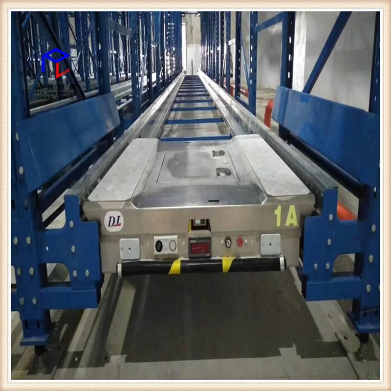 穿梭车货架 子母货架 重型仓储货架