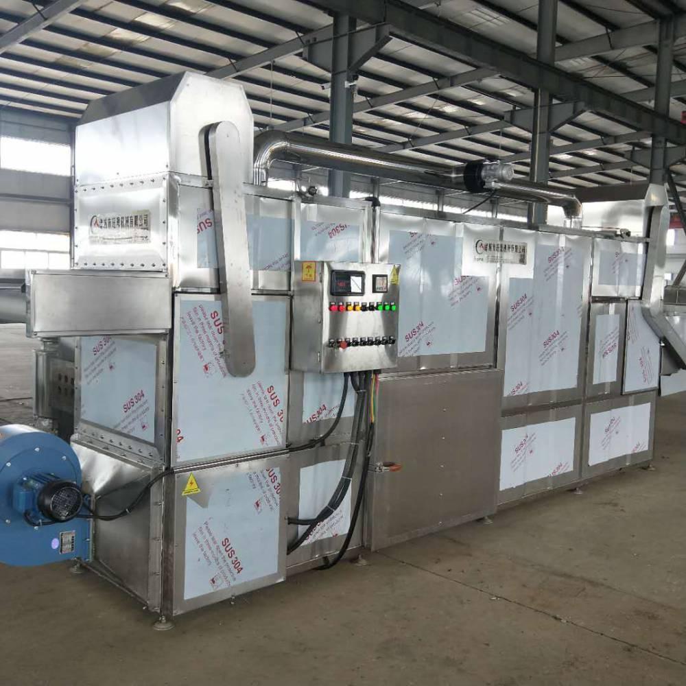 旺源大型烘干设备/地瓜藤烘干设备/三层连续式烘干机/厂家直销