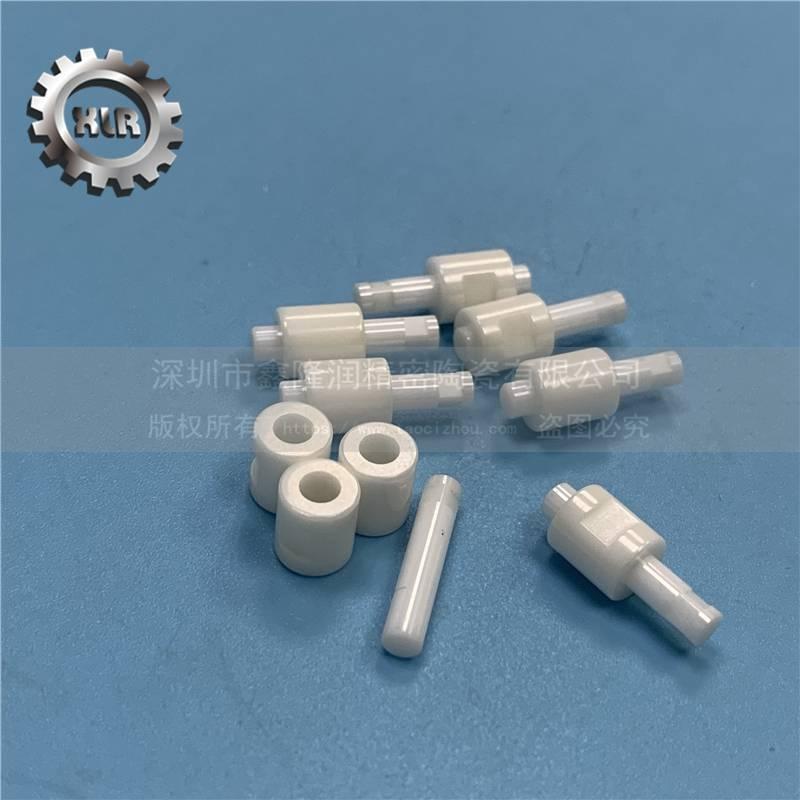 陶瓷棒 陶瓷轴套 氧化锆陶瓷零部件精加工深圳厂家