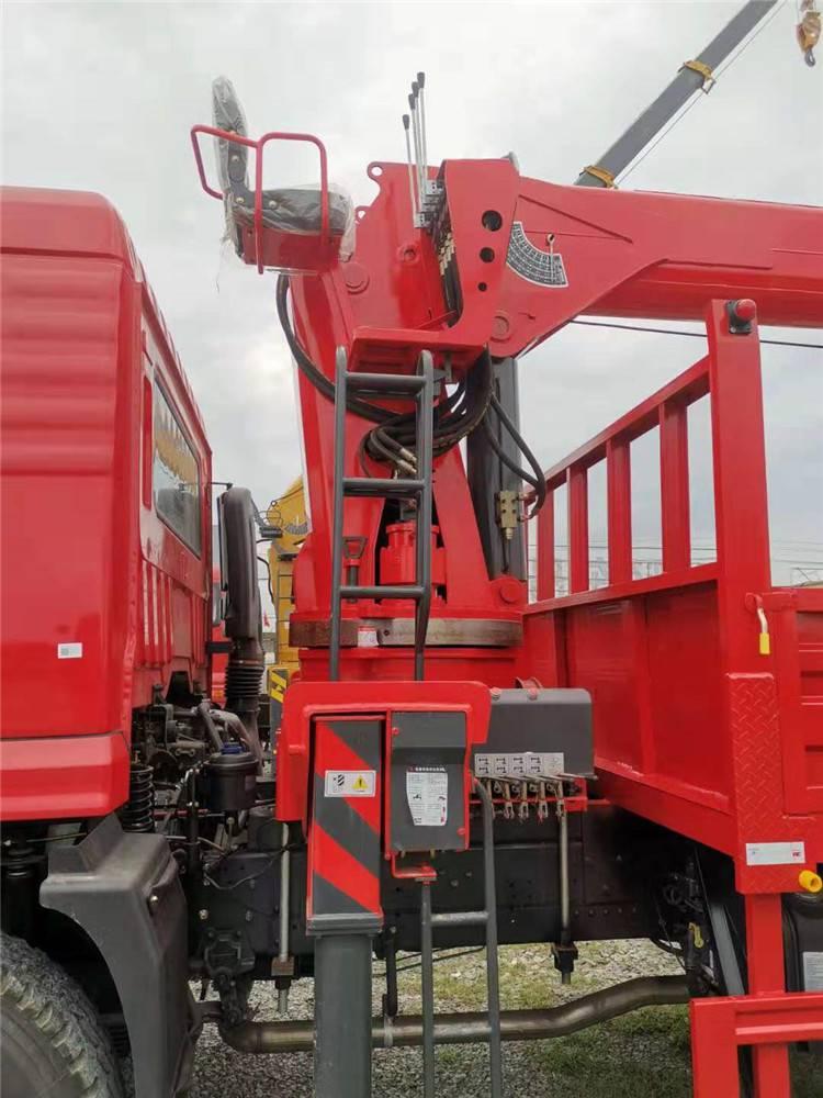 东风12吨程力随车吊价格 12吨徐工随车吊 14吨随车吊厂家
