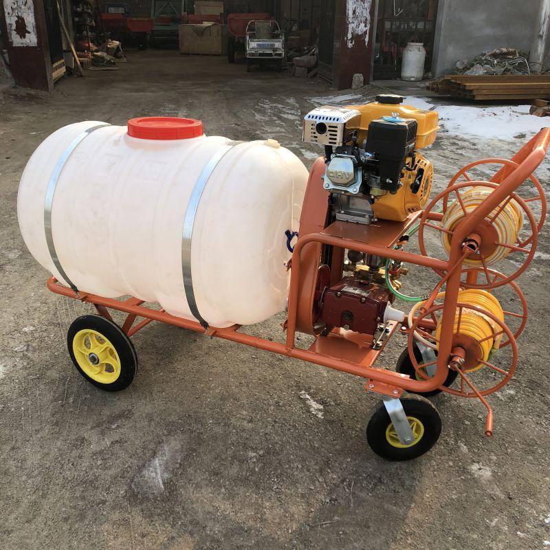 水稻打药高压喷雾器农用打药泵高压喷雾器