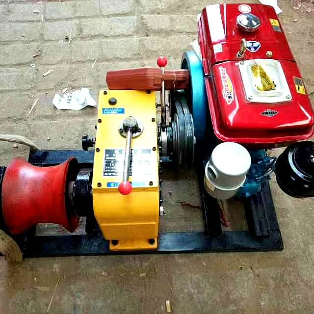 柴油机绞磨 汽油机绞磨 电动机绞磨 机动绞磨 3吨5吨8吨