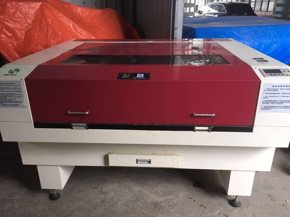 二手1390激光機轉讓出售 亞克力pvc木板等非金屬切割機