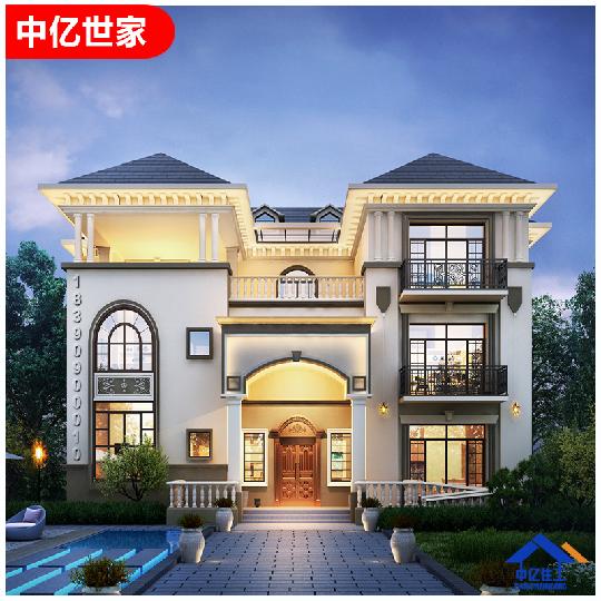 中億世家 中式別墅10