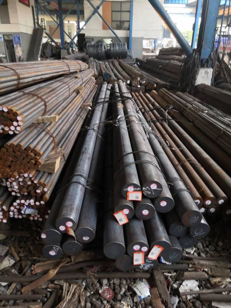东莞钢材供应 40cr圆钢 圆棒料 规格齐全