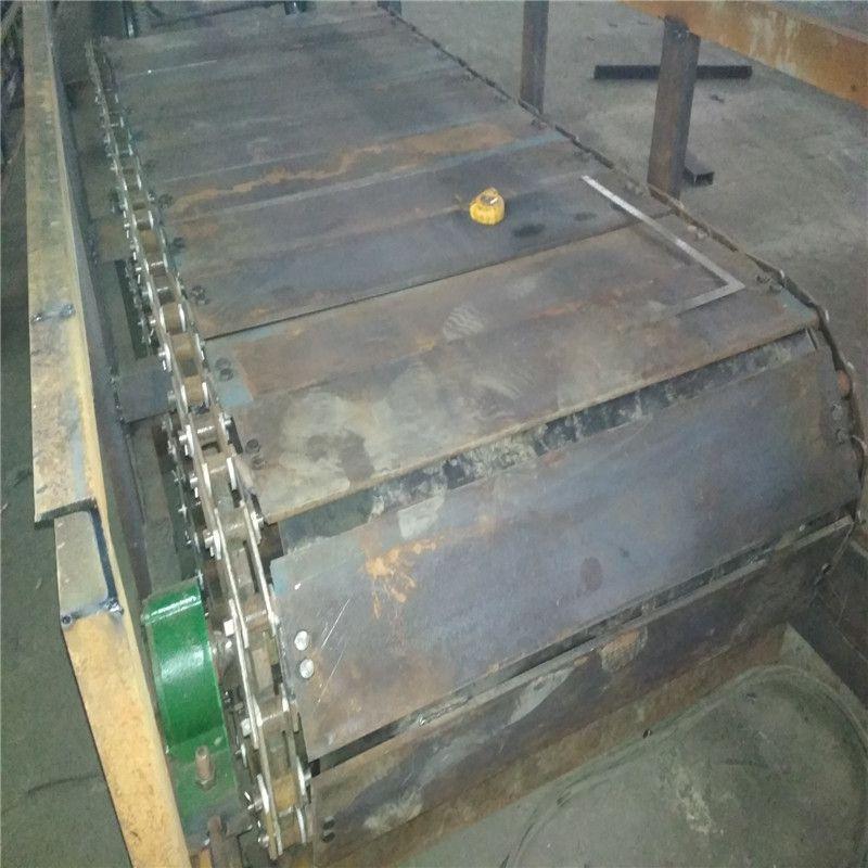 链板式输送机 重物用输送机